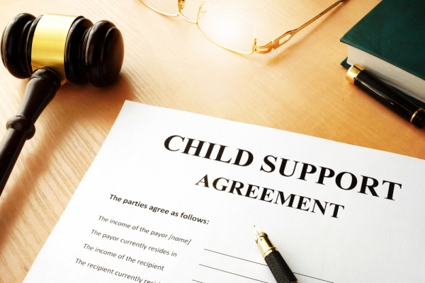 Building in Modifications to Child Support by Clare Piro